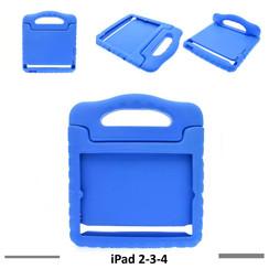 Apple Back Cover Tablet Bleu pour iPad 2-3-4