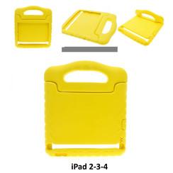 Apple Back Cover Tablet Jaune pour iPad 2-3-4