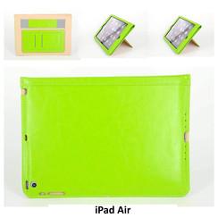 Apple Tablet Housse Vert pour iPad Air