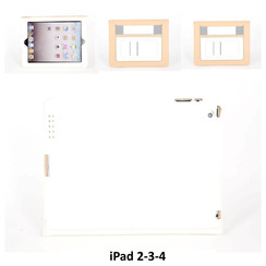 Apple Tablet Housse Blanc pour iPad 2-3-4