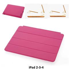Apple Tablet Housse Rose pour iPad 2-3-4