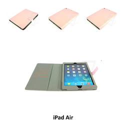 Apple L Roze Book Case Tablet voor iPad Air
