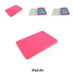Apple Tablet Housse Rose pour iPad Air