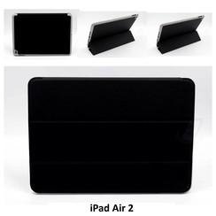 Apple Zwart Book Case Tablet voor iPad Air 2