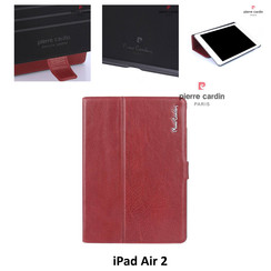 Apple Rood Book Case Tablet voor iPad Air 2