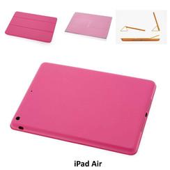 Apple Roze Book Case Tablet voor iPad Air