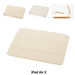 Apple Beige Book Case Tablet voor iPad Air 2