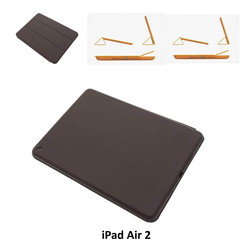 Apple D Brown Book Case Tablet for iPad Air 2