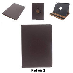 Apple Brown Book Case Tablet for iPad Air 2