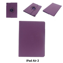 Apple Purple Book Case Tablet for iPad Air 2