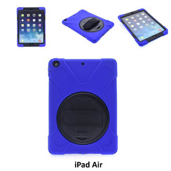 Apple Blue Back Cover Tablet for iPad Air