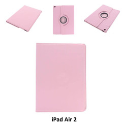 Apple Pink Book Case Tablet for iPad Air 2