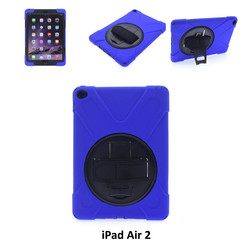 Apple Blauw Back Cover Tablet voor iPad Air 2