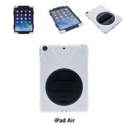Apple White Back Cover Tablet for iPad Air