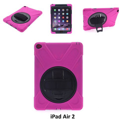 Apple Hot Pink Back Cover Tablet for iPad Air 2