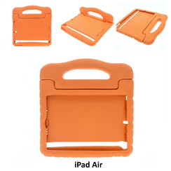 Apple Orange Back Cover Tablet for iPad Air