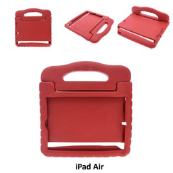 Apple Back Cover Tablet Rouge pour iPad Air