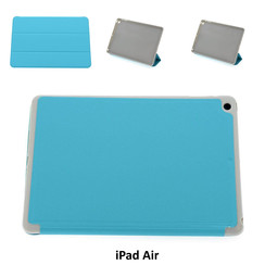 Apple Blauw Book Case Tablet voor iPad Air