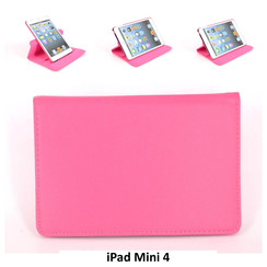 Apple Pink Book Case Tablet for iPad Mini 4