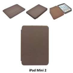Apple D Brown Book Case Tablet for iPad Mini 2