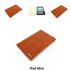 Apple D Brown Book Case Tablet for iPad Mini