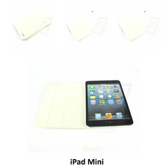 Apple White Book Case Tablet for iPad Mini