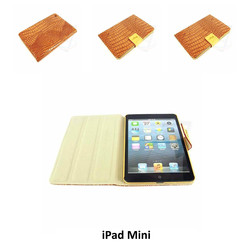 Apple Brown Book Case Tablet for iPad Mini