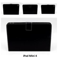 Apple Zwart Book Case Tablet voor iPad Mini 4
