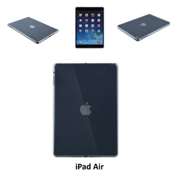Apple Clear Back Cover Tablet for iPad Air