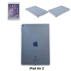 Apple Back Cover Tablet Clear pour iPad Air 2