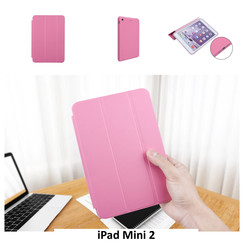 Apple Pink Book Case Tablet for iPad Mini 2