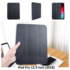 Apple Black Book Case Tablet for iPad Pro 12.9 inch (2018)