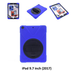 Apple Back Cover Tablet Bleu pour iPad 9.7 inch (2017)