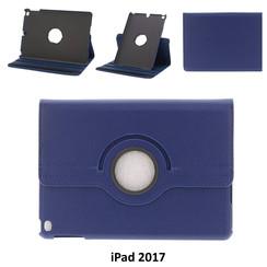 Apple Blauw Book Case Tablet voor iPad 2017 & iPad Air