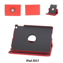Apple Rood Book Case Tablet voor iPad 2017