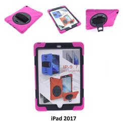 Apple Hot Pink Back Cover Tablet für iPad 2017