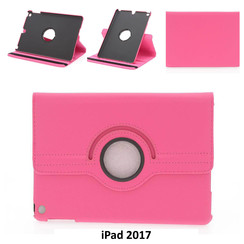 Apple Pink Book Case Tablet for iPad 2017