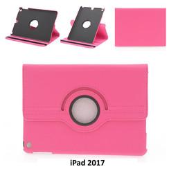 Apple Roze Book Case Tablet voor iPad 2017