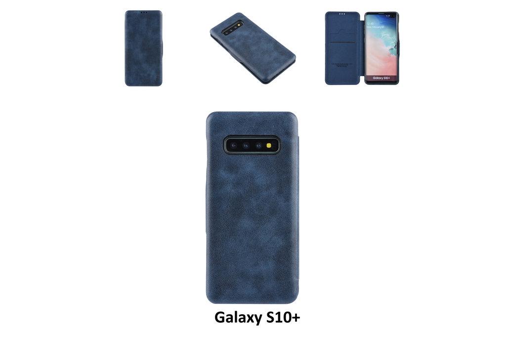 UNIQ Accessory Book Case voor Samsung Galaxy S10e - Zwart