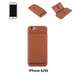 Back Cover for iPhone 6/6S - Brown