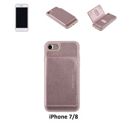 Back Cover for iPhone 7/8 - Pink