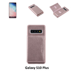 Backcover voor Samsung Galaxy S10 Plus - Roze