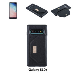 Back Cover for Galaxy S10+ - Black