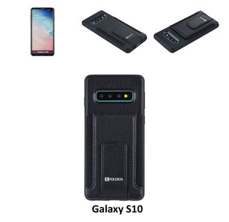 Back Cover for Galaxy S10 - Black