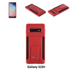 Coque pour Galaxy S10+ - Rouge