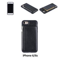 Back Cover voor Apple iPhone 7-8 - Zwart
