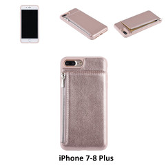 Back Cover voor Apple iPhone 7-8 Plus - Roze