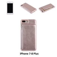 Coque pour iPhone 7-8 Plus - Rose