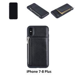 Back Cover voor Apple iPhone X-Xs - Zwart