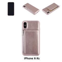 Back Cover voor Apple iPhone X-Xs - Roze